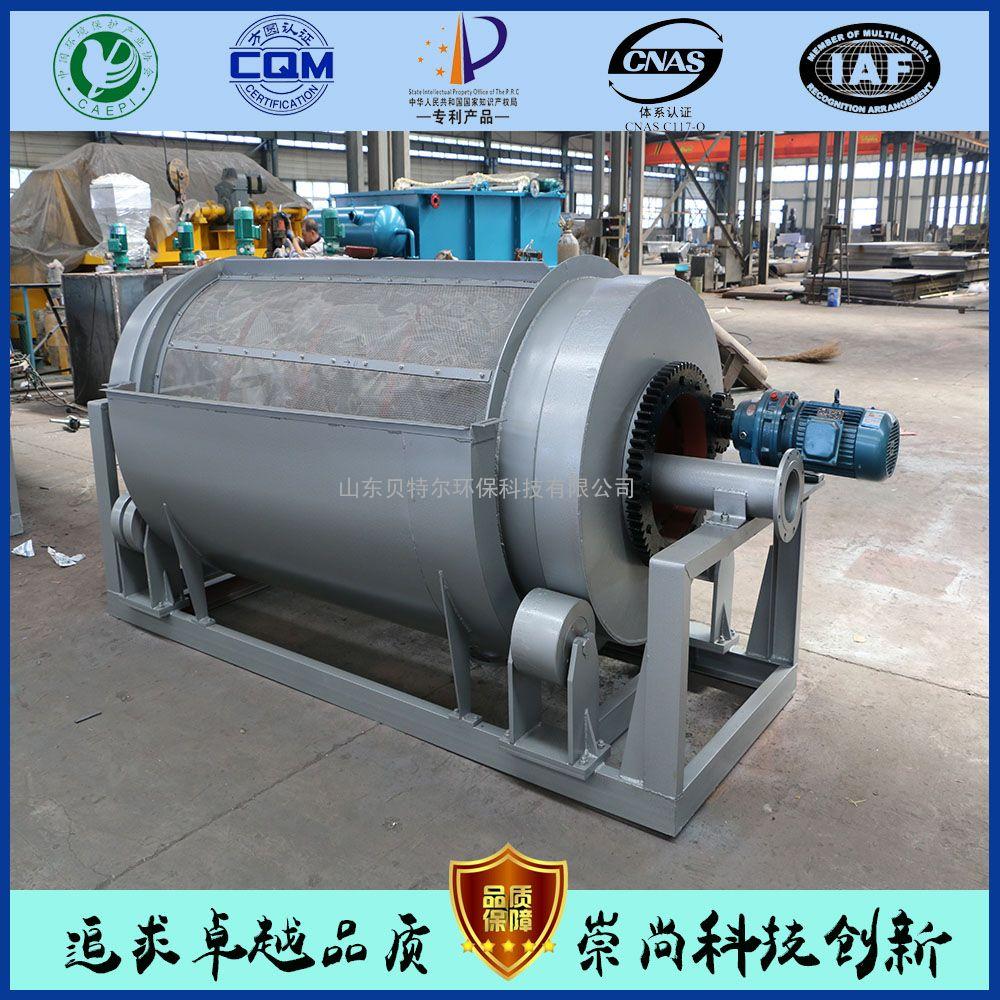 山东微滤机生产厂家、转筒式格栅、污泥处理设备