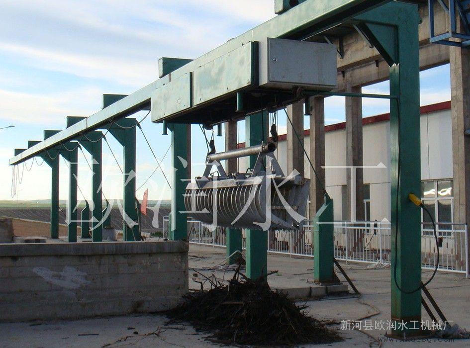 不锈钢清污机 机械格栅 提篮格栅 厂家大量销售