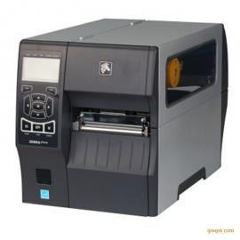 Zebra ZT410条码打印机,全接口高端条码打印机