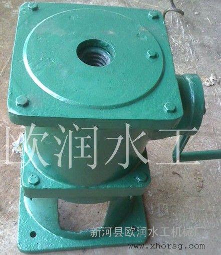 厂家供应螺杆启闭机侧摇启闭机手动启闭机小型启闭机