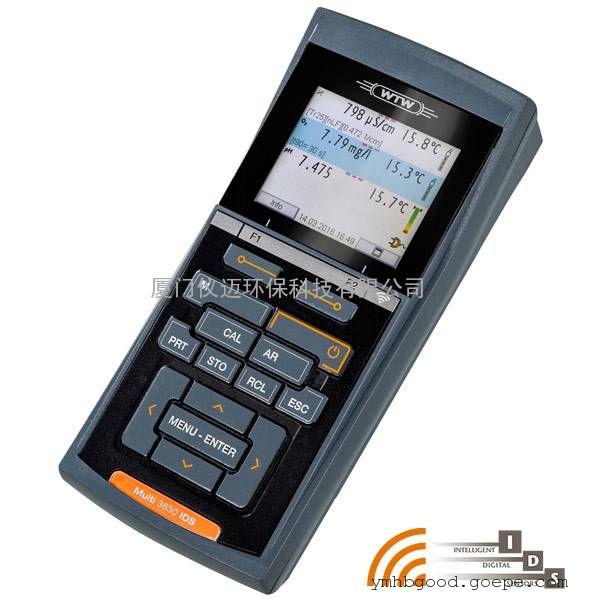 Multi 3630便携式多参数分析仪德国WTW