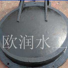 厂家销售铸铁拍门,圆形拍门,价格优惠