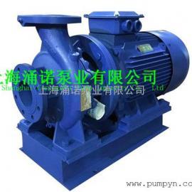 直联式卧式排污离心泵