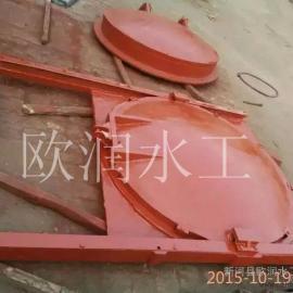 大量现货供应铸铁圆闸门,圆形闸门首选欧润水工