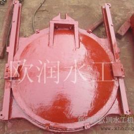 铸铁圆形闸门/定做铸铁圆闸门/欧润圆形闸门