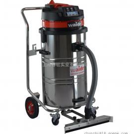 威德尔手推式工业吸尘器WX3078P地下车库工厂仓库吸尘器
