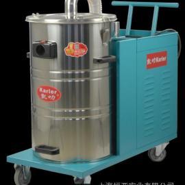 工业吸尘器商用大功率装修粉尘桶式吸尘器干湿两用工厂车间