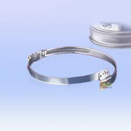 包塑金属软管接头 ,根据 EN 10204-3.1B标准认证