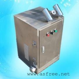 飞锐ys-008不锈钢冷却液移动式浮油回收机撇油器