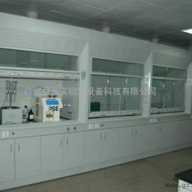 禄米厂家直销 实验室通风柜 实验室家具设备耐酸碱耐腐蚀