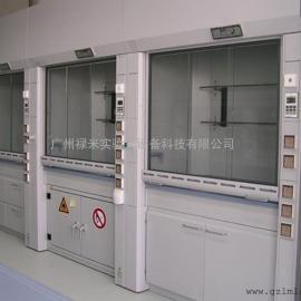 厂家定做实验室设备落地通风橱耐酸碱全钢步入式通风柜 通风橱