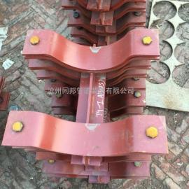J3(加筋焊接型)T型管托