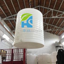 天台10吨耐酸碱塑料水箱平底水箱抗氧化雨水收集桶批发
