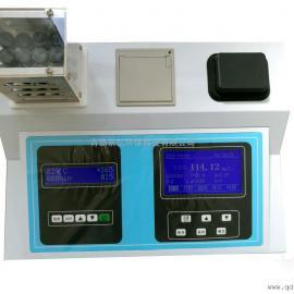 便携式多参数水质检测仪|水质监测COD氨氮总磷三合一检测仪