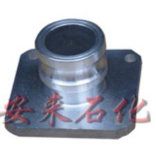 铝合金快速接头 方法兰铝制接头 卸油口专用
