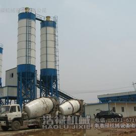 厂家直销HZS25混凝土搅拌站 水泥砂浆搅拌站设备