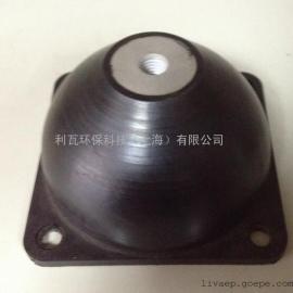 LW橡�z式�p震器,水泵�p震器,冰水主�C�p震器