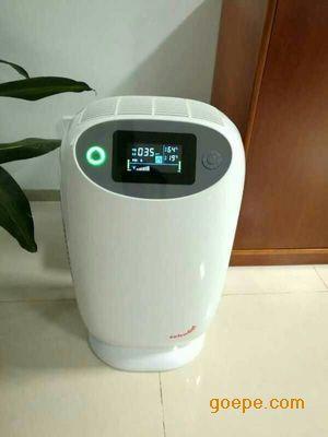 济南格润暖通设备有限公司 产品展示 森德新风 >> 森德康舒蓝空气净化