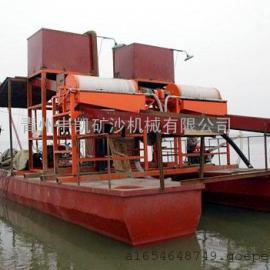 抽沙选铁船、铁粉提取船、铁粉提取机械。