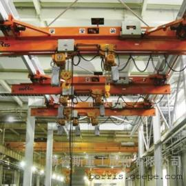 LX 电动单梁悬挂起重机