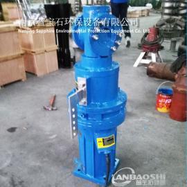 潜水推流器 低速潜水搅拌机QJB3/4推流混合