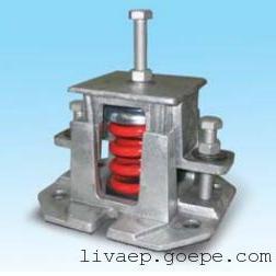 LG-M抗震型弹簧式减震器,风机减震器,水泵减震器