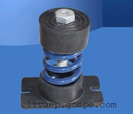 LD型弹簧式减震器,冷却水泵减震器,冰水主机减震器