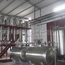 柱析液提取设备 树脂解析析回收浓缩膜设备