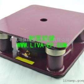 绣花机减震器,气垫式减震器,减震效果可达96%以上