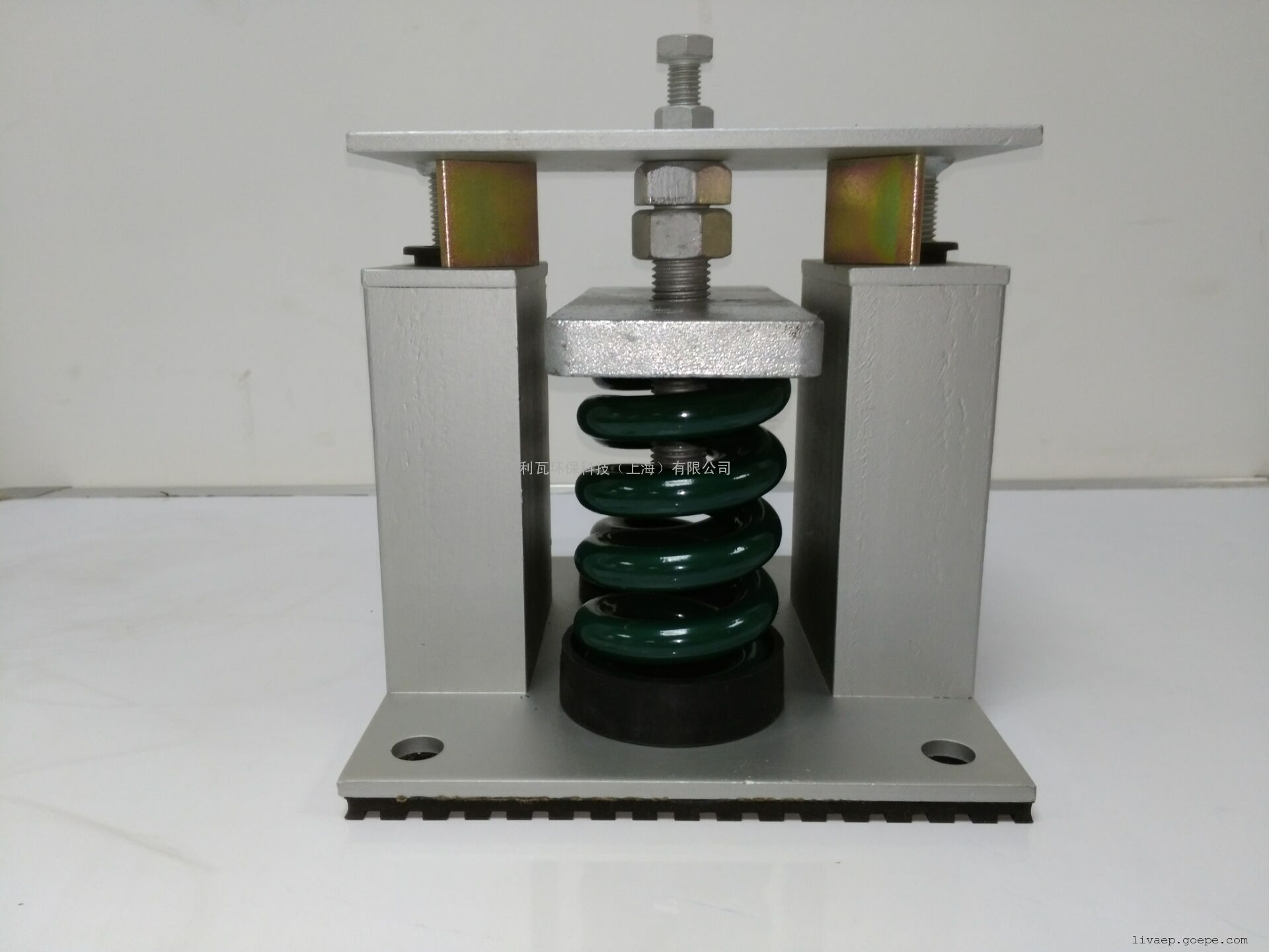 空调箱减震降噪,减震器,弹簧式减震器
