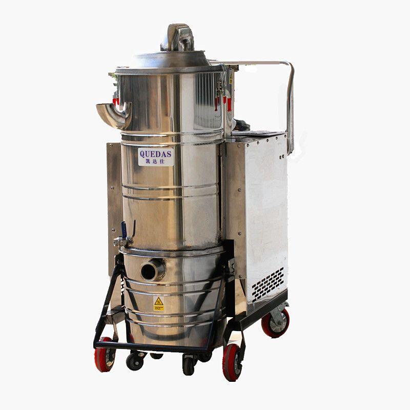 耐高温吸尘器氧化皮炉锅灰尘用凯达仕高温吸尘器