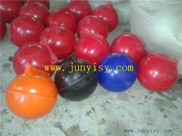 水库警示浮球 水库拦污塑料浮筒