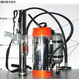 消防变压背负式脉冲喷雾空压机