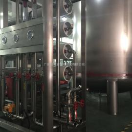 苏打水水处理|弱碱水水处理生产线|瓶装水水处理生产线制水设备