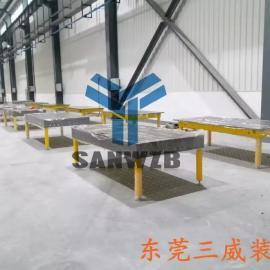 新能源客车焊接工装夹具/高铁动车焊装生产线/柔性组对工装