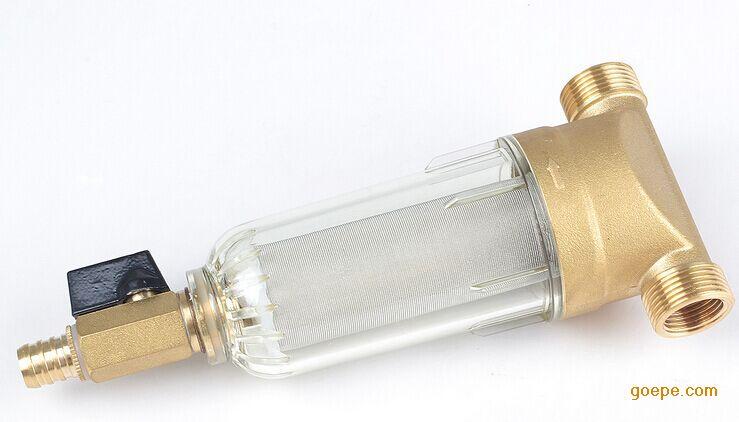 前置过滤器厂家直销爆款生产前置器厂家批发过滤器