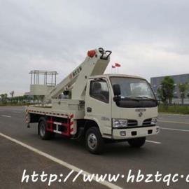 国五JDF5060JGK18L5S型高空作业车