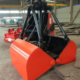 XZ7抓斗重型单绳抓斗单斗抓取0.9吨物料配3吨天车