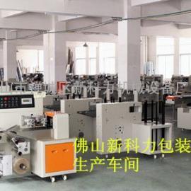 炒米饼包装机|阳江特产炒米饼自动包装机