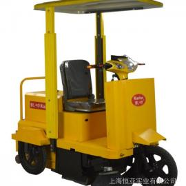工业物业街道驾驶式扫地机KL1250电动扫地车道路清扫车