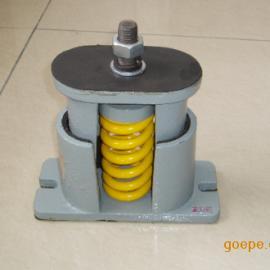 重庆ZDE型低频阻尼弹簧减振器 弹簧减振器