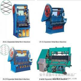 现货供应盛华SH25-25型钢板网机