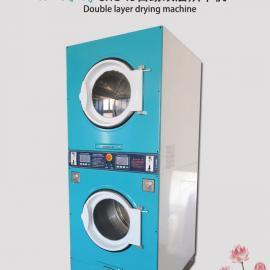 支付宝微信收款洗衣机,刷卡投币双层洗衣机,干洗店自助洗衣设备