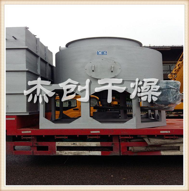 焦锑酸钠闪蒸干燥机 杰创牌焦锑酸钠旋转闪蒸烘干机