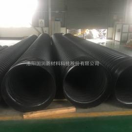 钢带增强聚乙烯波纹管-HDPE钢带管