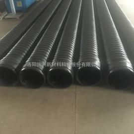 PE钢带管 钢带增强管全国统一配送