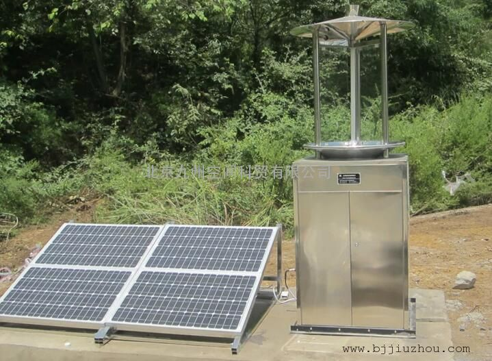 植保虫情测报系统、太阳能虫情测报灯