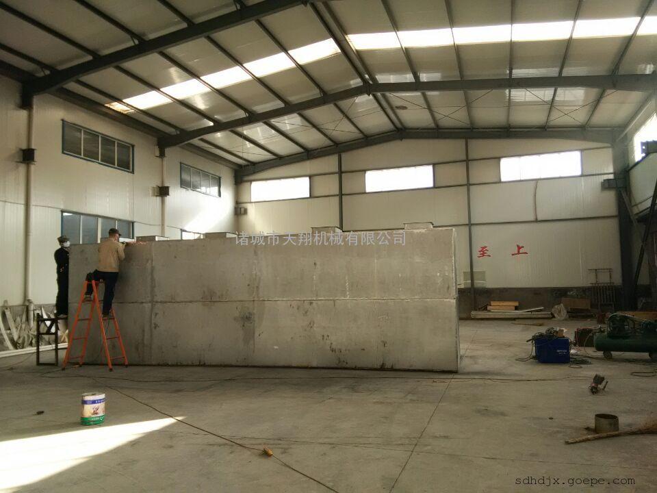 社区地埋式污水处理设备天翔专业制造