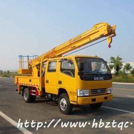 国五东风13米高空作业车生产厂家