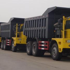豪沃矿山工程自卸车
